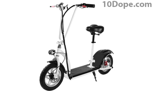 Best Electric Scooters With Seat For Adults