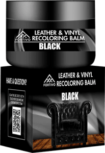Black Leather Recoloring Balm