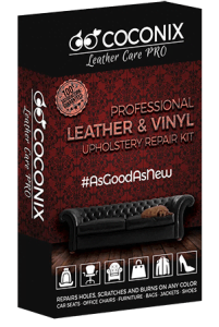 Coconix Upholstery, Vinyl and Leather Repair Kit