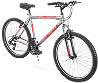 Huffy Hardtail Mountain Trail Bike