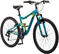 Mongoose Status Mountain Bike