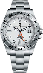 Pagani Design Watches for Men Automatic Mechanical GMT 42mm